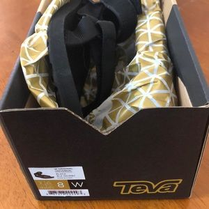 Original Universal Teva sandals (black)